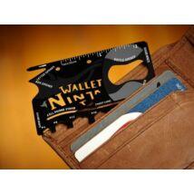 Wallet Ninja zsebszerszám