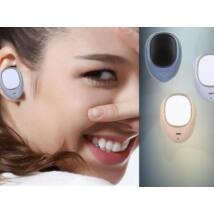 Mini Bluetooth Headset (Ezüst)