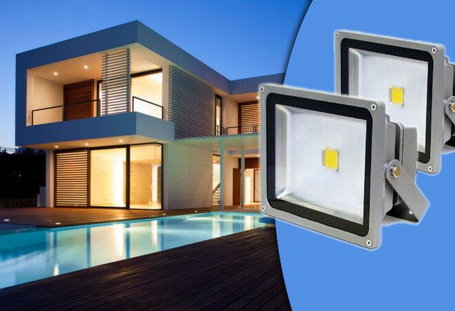 2 darab 10W-os SMD LED reflektor
