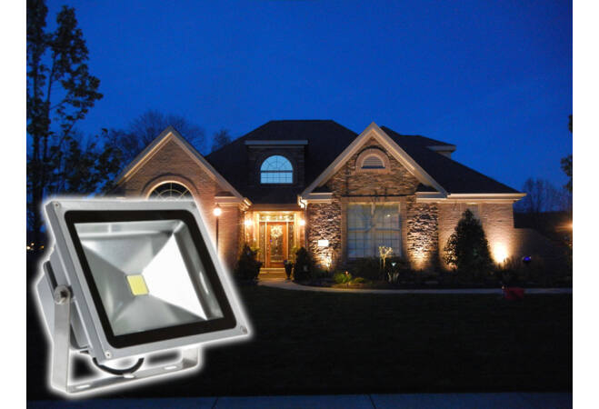 30w-os LED reflektor