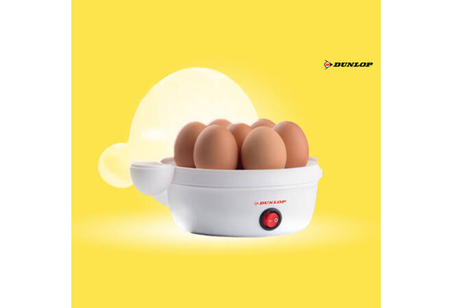 Dunlop tojásfőző