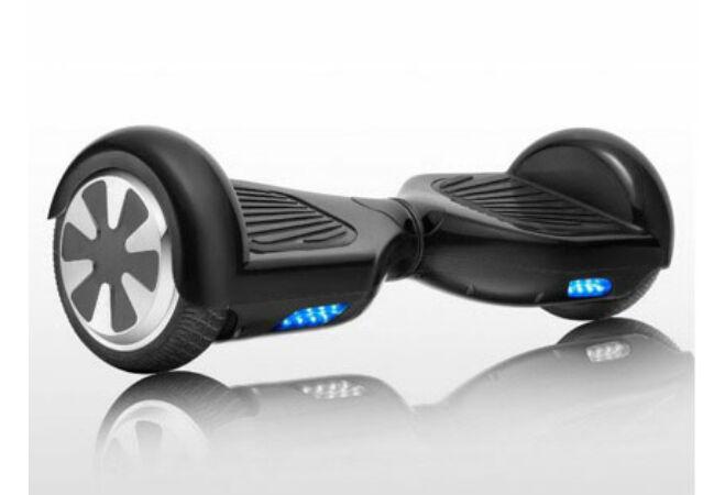 X-Hover hoverboard elektromos járgány (FEKETE)