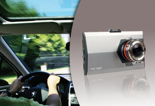 FullHD autós eseményrögzítő kamera