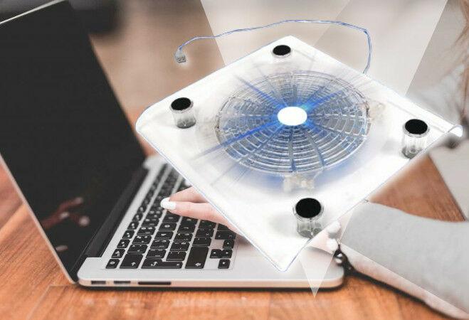 Primax laptop hűtő