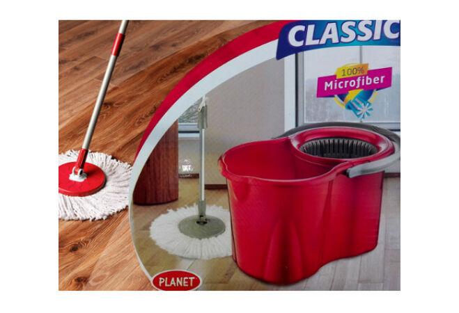 Spin Mop deluxe forgófejes felmosó