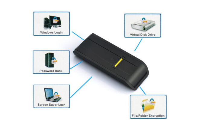 USB ujjlenyomat olvasó