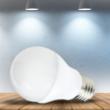 9W-os LED fényforrás (Körte, hideg fehér) (E27)