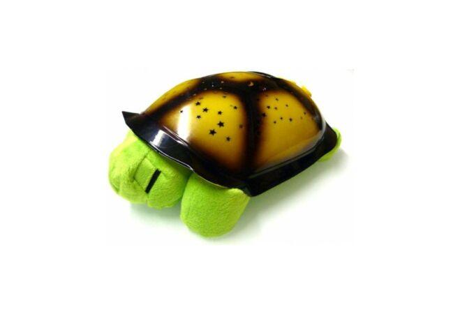Világító teknős (ZÖLD)