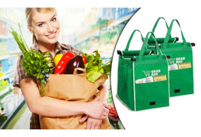 2db Grab and Bag bevásárlótáska