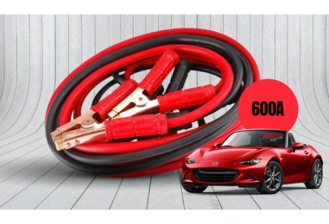 Autós bikakábel (600A)