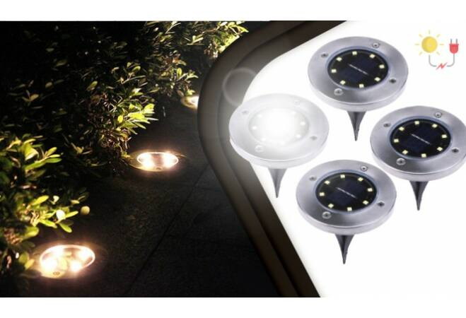 dLights leszúrható kültéri lámpa