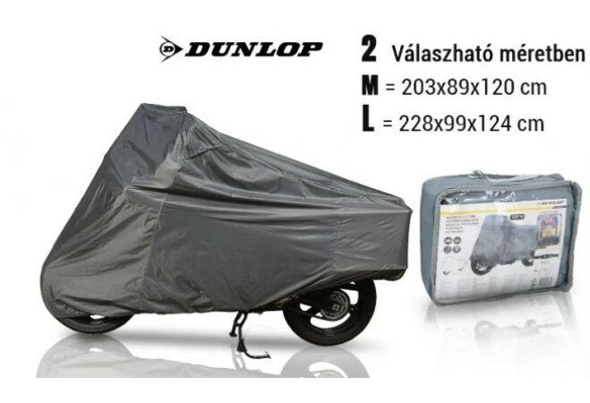 Dunlop motortakaró ponyva (M)