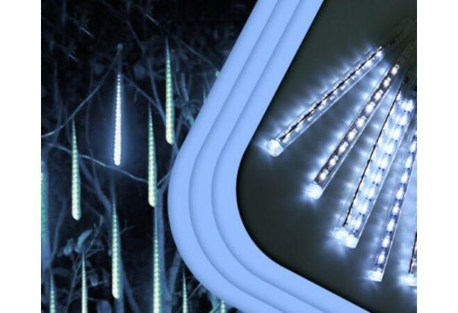 Meteor LED világítás (50cm, hideg fehér)