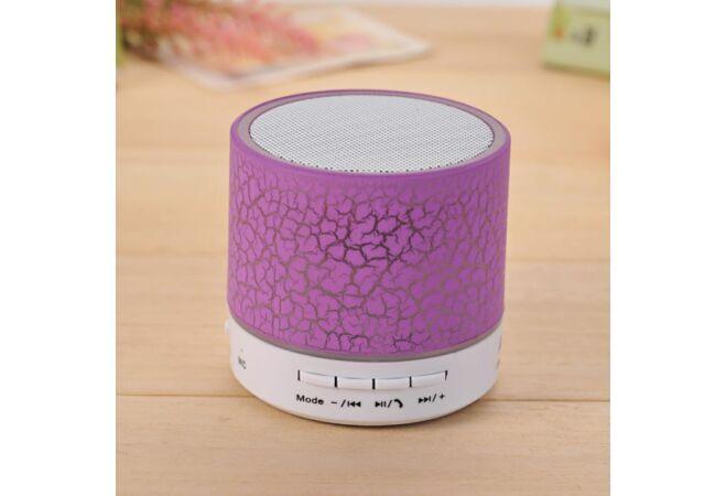 Mini bluetooth hangszóró (rózsaszín)