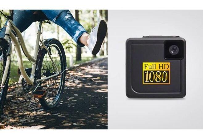 Mini videokamera (Full HD 8MP WiFi)