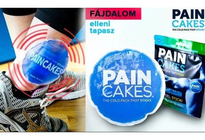 Pain Cakes hűsítő zselé (1+1 akcióban)