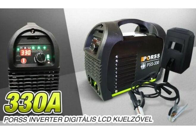 PORSS Inverter (330A, PSS-330)