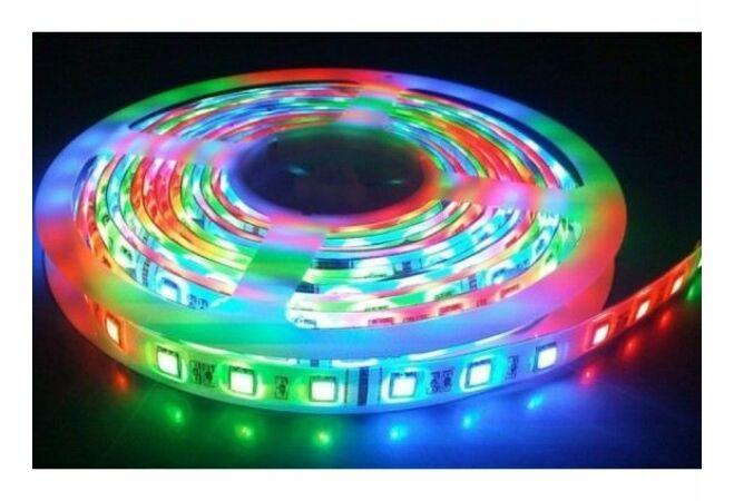 5m RGB LED szalag szett