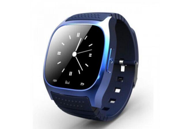 RWatch Android okosóra cseppálló házban (kék)