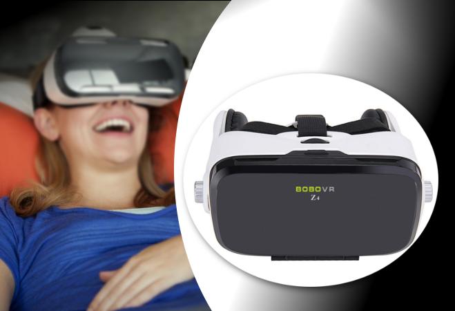 VR Z4 3D szemüveg okostelefonhoz