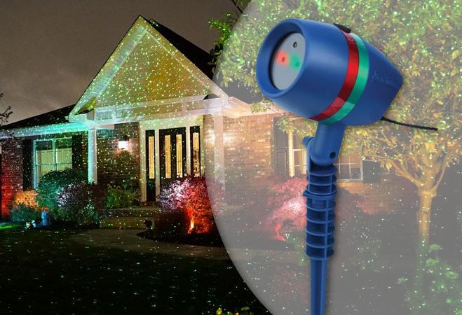 Laser Shower Motion Magic lézerfény-rendszer