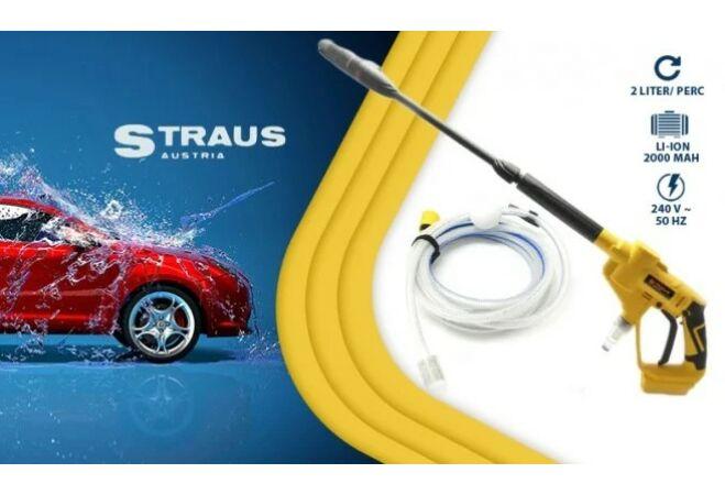 Straus vezeték nélküli nagynyomású tisztító (ST/CCW20-001)