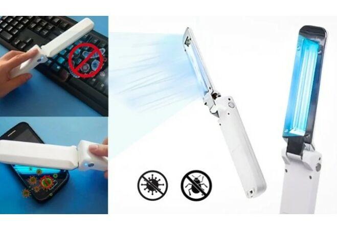 UV-C sterilizáló lámpa