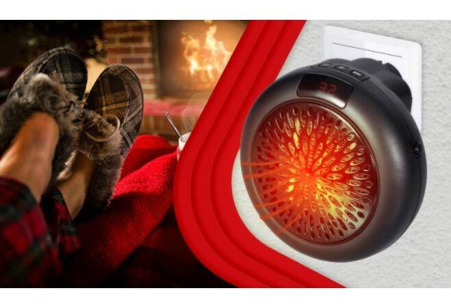 Wonder Heater konnektoros hősugárzó (900W)