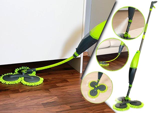 Magic Spray Mop mikroszálas felmosó